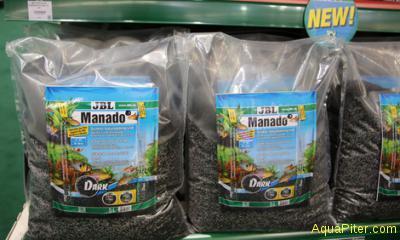 Грунт JBL Manado DARK, темный, 10л