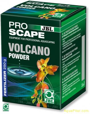 Редкие элементы и минералы JBL ProScape Volcano Powder