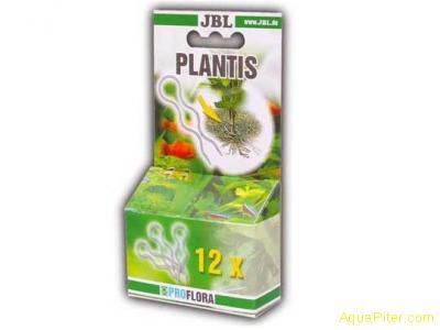 """JBL Plantis - Пластиковые """"шпильки"""" для закрепления растений в грунте, 12 шт"""