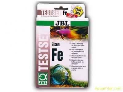 JBL Eisen Test-Set Fe - Тест для определения содержания железа в пресной и морск