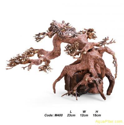 Грот-дерево Бонсай 23x12x15, M400