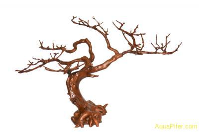 Грот-дерево Бонсай ветвистый 39x23x24, MJA-060