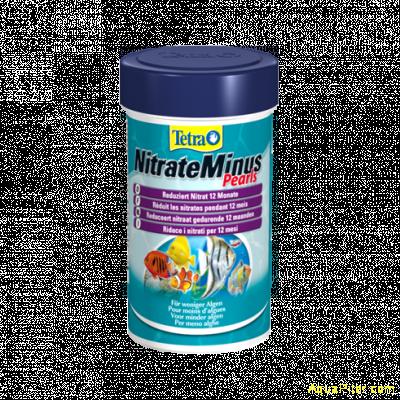 Средство для снижения нитратов Tetra Nitrat Minus Pearls 100ml