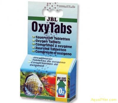Кислородные таблетки JBL OxyTabs, 50 шт.