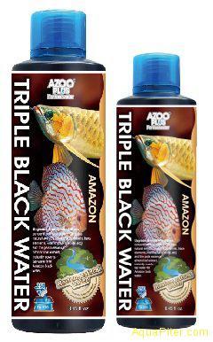 "Кондиционер AZOO PLUS Triple Black Water ""Темная вода (тройной эффект)"", 120мл"