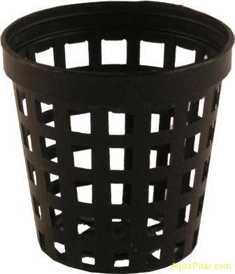 Горшочек пластиковый для растений, D50* 50мм