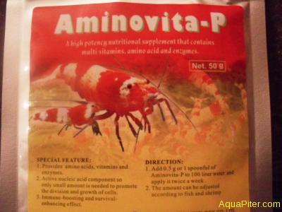 AMINOVITA-P
