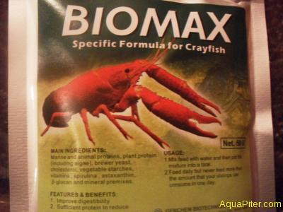 BIOMAX CRAYFISH