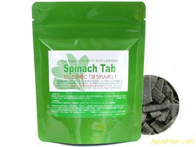 Корм Ebitabreed Spinach Tab, 50гр