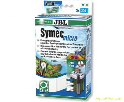 Синтепон JBL SymecMicro супертонкой очистки в листах
