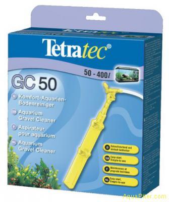 Грунтоочиститель Tetratec GC 50 (50-400л)