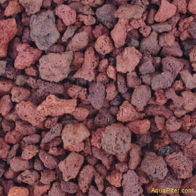 Крошка лавовая UDeco Canyon Lava, фракция 5-20мм, 6л