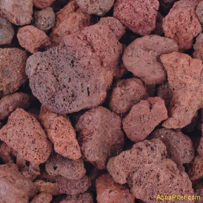 Крошка лавовая UDeco Canyon Lava, фракция 15-40мм, 6л
