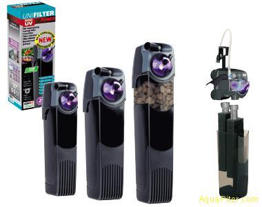 Фильтр внутренний AQUAEL UNIFILTER 500 UV Power, 100-200л