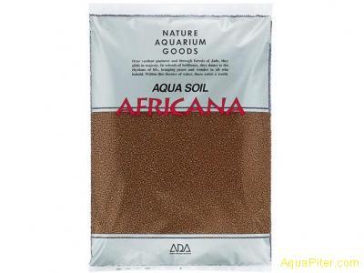"""ADA Aqua Soil Africana основной питательный субстрат """"Африкана"""" пакет 3л"""