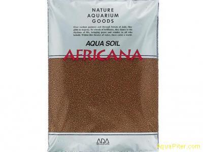 """ADA Aqua Soil Africana основной питательный субстрат """"Африкана"""" пакет 9 л"""