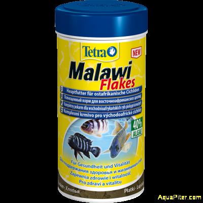 Корм Tetra Malawi Flakes для восточноафриканских цихлид, 100мл