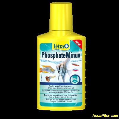 Средство Tetra PhosphateMinus для снижения уровня фосфатов (PO4), 250мл