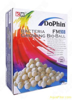 Био-шары керамические для роста бактерий, 500гр