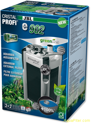 Фильтр внешний JBL CristalProfi e902 greenline