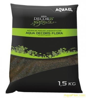 Грунт AQUA DECORIS FLORA для растений, 1.5кг