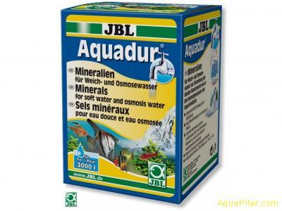 Набор минеральных солей JBL Aquadur для увеличения KH и стабилизации pH, 250г.