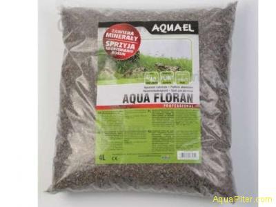 Грунт питательный Aquael Aqua Floran, 4л