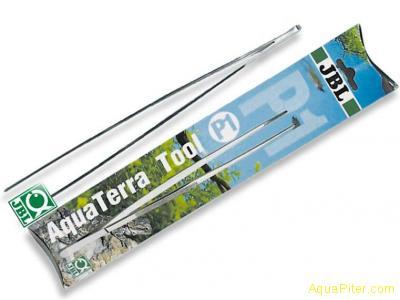 Пинцет JBL AquaTerra Tool P1 прямой из нержавеющей стали, 30 см.