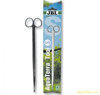 Ножницы JBL AquaTerra Tool S из нержавеющей стали, 28 см.