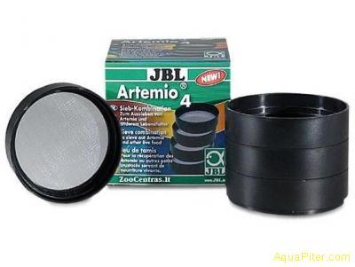Набор сит JBL Artemio 4 для живого корма