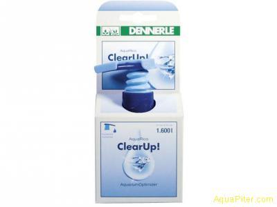 Универсальный оптимизатор качества аквариумной воды Dennerle ClearUp!, 50 мл