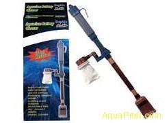 Очиститель грунта на батарейках DOPHIN AQUARIUM BATTERY CLEANNER PUMP (KW)