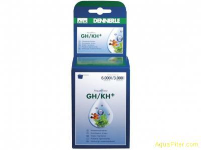 Препарат Dennerle gH/kH+ для повышения общей и карбонатной жесткости воды, 250г