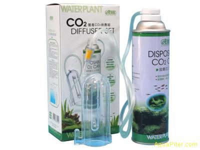 Набор ISTA CO2 Diffuser Set для маленького аквариума