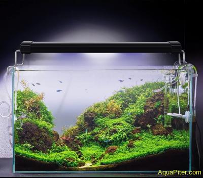 Светильник LED раздвижной 12 W 24 диода, 26 см