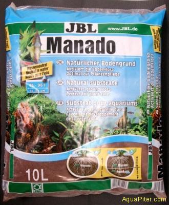 Питательный грунт JBL Manado, 10л.
