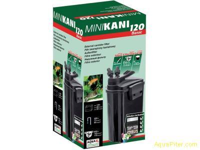 Фильтр внешний Aquael MINI KANI 120