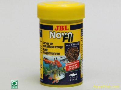 Личинки красного комара JBL NovoFil, 100мл (8г)
