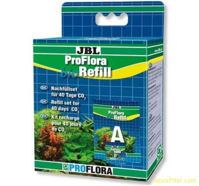 Сменные компоненты для bio СО2-систем JBL ProFlora bio Refill