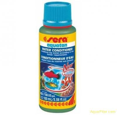 Кондиционер для воды SERA aquatan 100мл.