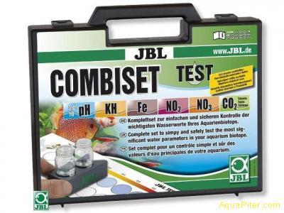 Набор JBL Test Combi Set из 5-ти тестов для определения основных параметров воды
