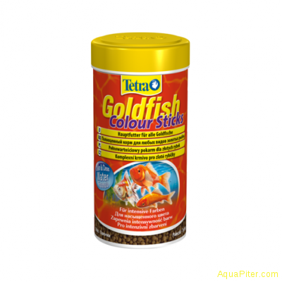 Корм Tetra Goldfish Colour Sticks