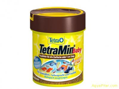 Корм для мальков Tetra Min Baby 66ml