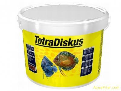 Корм Tetra Diskus для дискусов, 10л