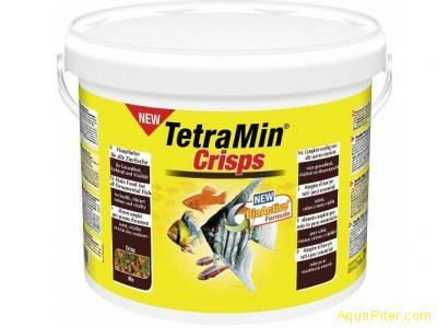 Корм TetraMin Crisps 10л (2 кг)