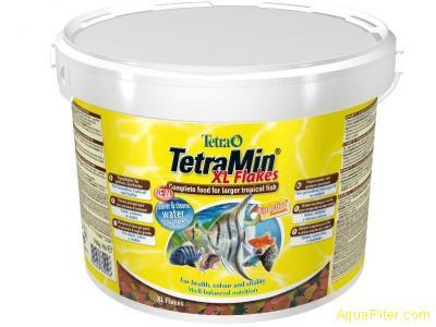 Корм TetraMin XL Flakes 10л (2,1 кг)