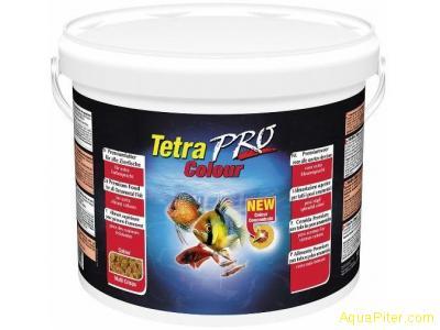 Корм TetraPRO Colour Crisps 10л (2,1 кг)