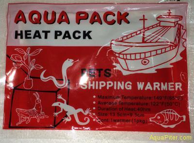 Грелка для транспортировки рыбы 48ч