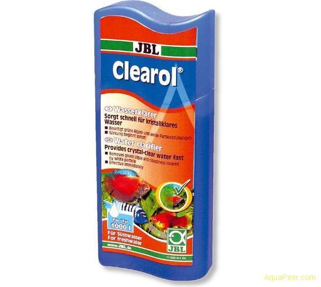 Clearol для аквариума инструкция