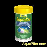 Подкормка минеральная Tetra ReptoCal для роста костей (порошок), 100мл